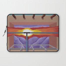 House of the Sun Cloud Laptop Sleeve