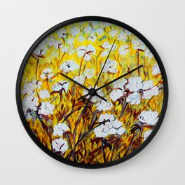 Just Cotton Wall Clock
