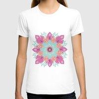 om T-shirts featuring Om by zakumy