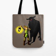 The Hero's Lantern Tote Bag