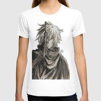 noir T-shirts featuring Noir by OtakuRuki
