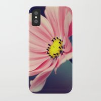 cosmos iPhone & iPod Cases featuring Cosmos by Lawson Images