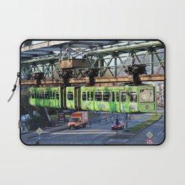 Wuppertaler Schwebebahn 2016 - Wuppertaler Zoo Laptop Sleeve
