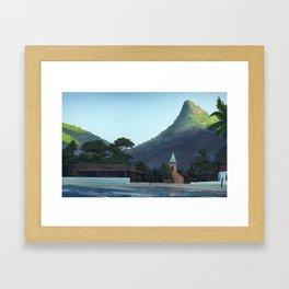 Ilha Grande Framed Art Print