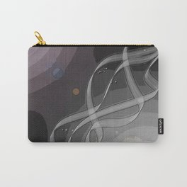 Simple Path Carry-All Pouch
