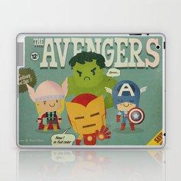 avengers fan art Laptop & iPad Skin