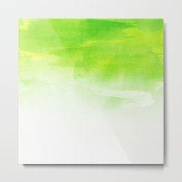Green mix Metal Print
