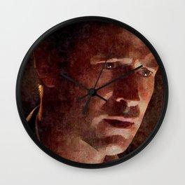 J, Sheppard Wall Clock