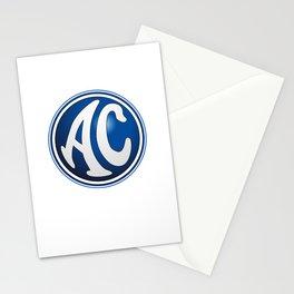 AC Cars Logo Stationery Cards