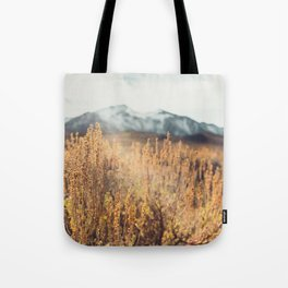 Eastern Sierras No 473 Tote Bag
