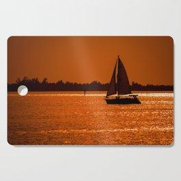 Come Sail Away Cutting Board