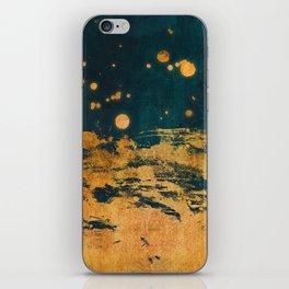 A Thousand Fireflies iPhone Skin
