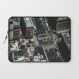 Little Yellow Cabs Laptop Sleeve