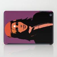 valentina iPad Cases featuring Valentina in minimum by Serhii Bilyk