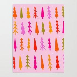 Tree Print Poster