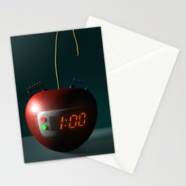 Cherry Bomb Stationery Cards