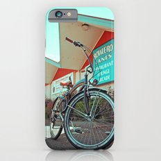 Nostalgic cruiser Slim Case iPhone 6s