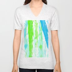 Fresh Paint Unisex V-Neck