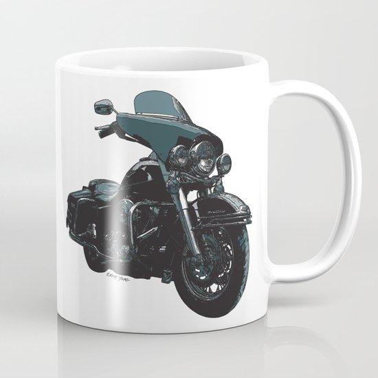 HARLEY ROADKING MOTORCYCLE Mug