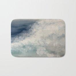 Billowy Wave Bath Mat