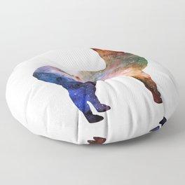 Woke Lama (2) Floor Pillow