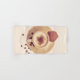 Vintage Coffee Love Photography Hand & Bath Towel