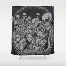 An Occult Classic Shower Curtain