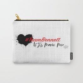 TeamBennett Carry-All Pouch