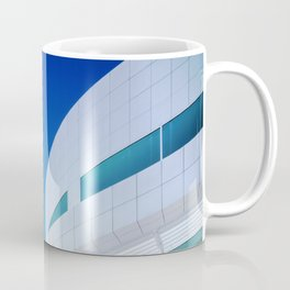 Richard Meier architect | Getty Center | Los Angeles Coffee Mug