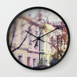 PORTOBELLO ROAD Wall Clock