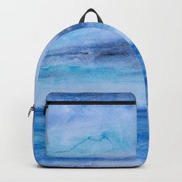 Sharks in love meeting Backpack