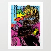 Kool Herc Art Print