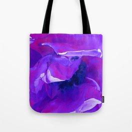 Bug On A Rose - Torrid Violet Tote Bag