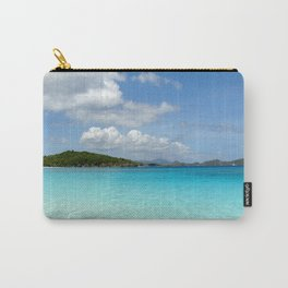 Trunk Bay, St. John Carry-All Pouch