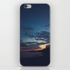 superior sunsets. iPhone & iPod Skin