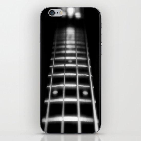 Guitar Fret iPhone & iPod Skin