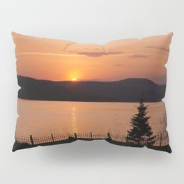 Sunset Pillow Sham