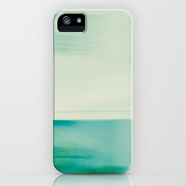 I Am Peaceful iPhone Case