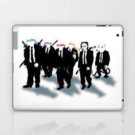 Reservoir Turtles Laptop & iPad Skin