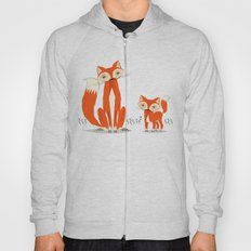Two Fine Foxes Hoody