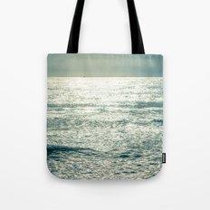 Shimmering Sea Tote Bag