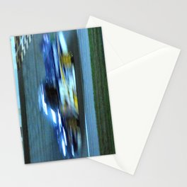 Fast Truck  Stationery Cards