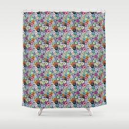 Millefiori (color 2) Shower Curtain