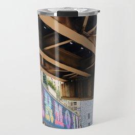 Urban harmony Travel Mug