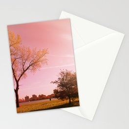 Montrose Sunset Stationery Cards