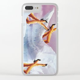 Sirenas Clear iPhone Case