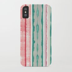 Canyon Stripe Slim Case iPhone X