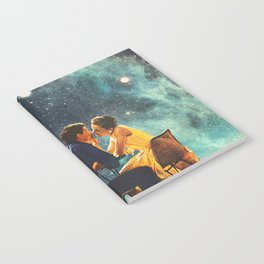 I'll Take you to the Stars for a second Date Notebook