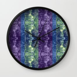 Born on the Bayou Wall Clock