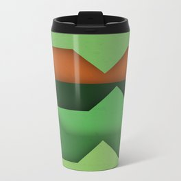 .Different Metal Travel Mug